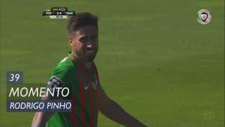 Marítimo M., Jogada, Rodrigo Pinho aos 39'