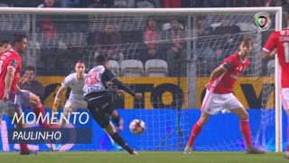 Boavista FC, Jogada, Paulinho aos 1'