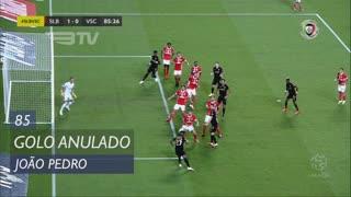 Vitória SC, Golo Anulado, João Pedro aos 85'