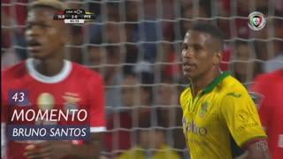 FC P.Ferreira, Jogada, Bruno Santos aos 43'