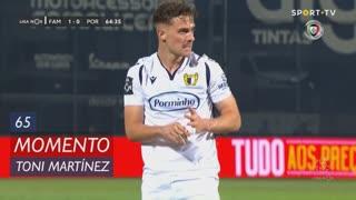 FC Famalicão, Jogada, Toni Martínez aos 65'