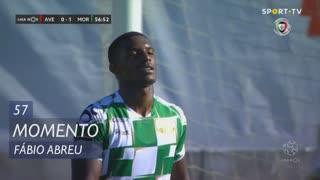 Moreirense FC, Jogada, Fábio Abreu aos 57'