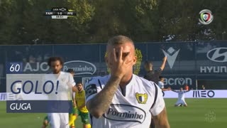 GOLO! FC Famalicão, Guga aos 60', FC Famalicão 2-0 FC P.Ferreira