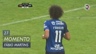 FC Famalicão, Jogada, Fábio Martins aos 27'