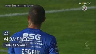 Belenenses SAD, Jogada, Tiago Esgaio aos 22'