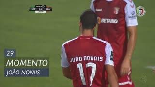 SC Braga, Jogada, João Novais aos 29'