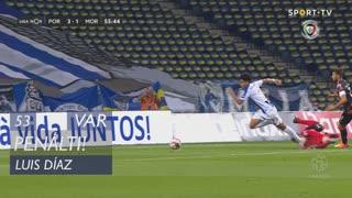 FC Porto, Penálti, Luis Díaz aos 53'