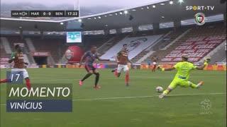 SL Benfica, Jogada, Vinícius aos 17'