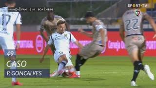 FC Famalicão, Caso, Pedro Gonçalves aos 49'