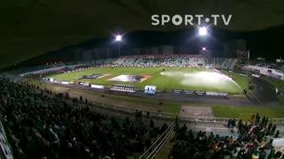 Vitória FC x Sporting CP: Confere aqui a constituição das equipas!