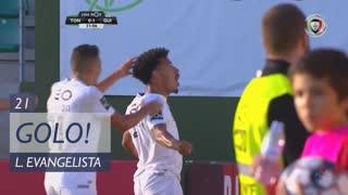 GOLO! Vitória SC, Lucas Evangelista aos 21', CD Tondela 0-1 Vitória SC