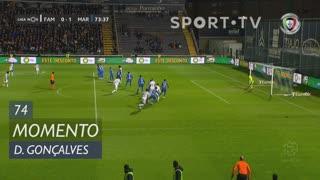 FC Famalicão, Jogada, Diogo Gonçalves aos 74'