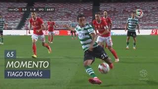 Sporting CP, Jogada, Tiago Tomás aos 65'