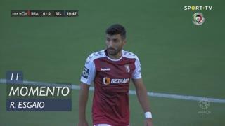 SC Braga, Jogada, Ricardo Esgaio aos 11'