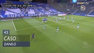 FC Porto, Caso, Danilo aos 45'
