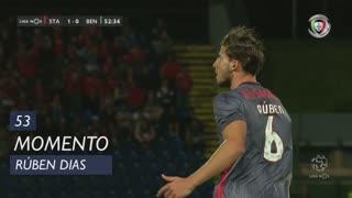 SL Benfica, Jogada, Rúben Dias aos 53'