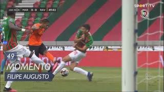 Rio Ave FC, Jogada, Filipe Augusto aos 49'
