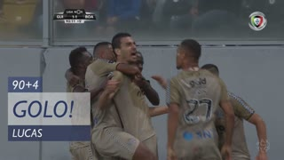 GOLO! Boavista FC, Lucas aos 90'+4', Vitória SC 1-1 Boavista FC