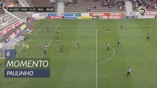 Boavista FC, Jogada, Paulinho aos 6'