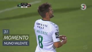Vitória FC, Jogada, Nuno Valente aos 31'