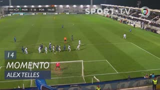 FC Porto, Jogada, Alex Telles aos 14'