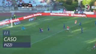 SL Benfica, Caso, Pizzi aos 11'