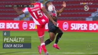 Vitória FC, Penálti, Éber Bessa aos 6'