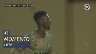 Boavista FC, Jogada, Heri aos 42'
