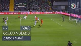 Rio Ave FC, Golo Anulado, Carlos Mané aos 85'