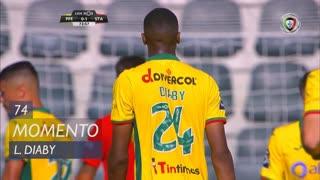 FC P.Ferreira, Jogada, L. Diaby aos 74'