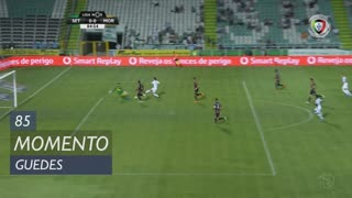 Vitória FC, Jogada, Guedes aos 85'