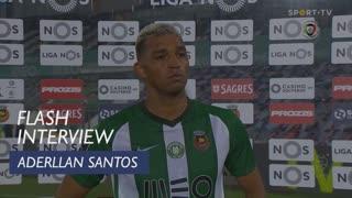 Aderllan Santos: