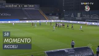 FC Famalicão, Jogada, Riccieli aos 58'