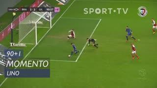 Gil Vicente FC, Jogada, Lino aos 90'+1'