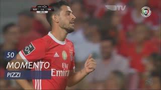 SL Benfica, Jogada, Pizzi aos 50'