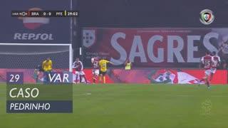FC P.Ferreira, Caso, Pedrinho aos 29'