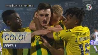 GOLO! CD Tondela, Pepelu aos 6', FC Famalicão 0-1 CD Tondela