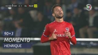 Gil Vicente FC, Jogada, Henrique aos 90'+3'
