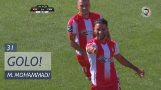 GOLO! CD Aves, M. Mohammadi aos 31', CD Aves 1-1 FC Famalicão