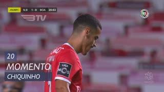 SL Benfica, Jogada, Chiquinho aos 20'