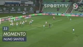 Rio Ave FC, Jogada, Nuno Santos aos 33