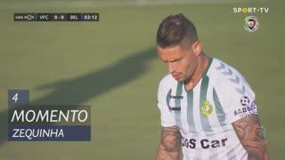 Vitória FC, Jogada, Zequinha aos 4'