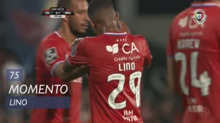 Gil Vicente FC, Jogada, Lino aos 75'