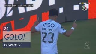 GOLO! Vitória SC, Edwards aos 29', Vitória SC 1-0 Vitória FC