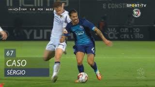FC Porto, Caso, Sérgio aos 67'
