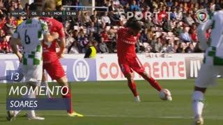 Gil Vicente FC, Jogada, Soares aos 13'
