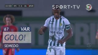 GOLO! Vitória FC, Semedo aos 67', Vitória FC 1-2 Gil Vicente FC