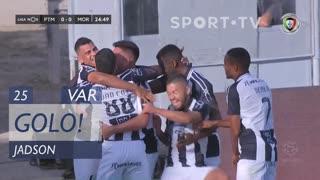 GOLO! Portimonense, Jadson aos 25', Portimonense 1-0 Moreirense FC