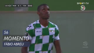 Moreirense FC, Jogada, Fábio Abreu aos 56'