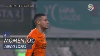 Rio Ave FC, Jogada, Diego Lopes aos 3'